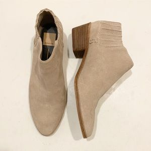Dolce Vita || Suede Booties